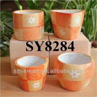 New product European style mini porcelain pot
