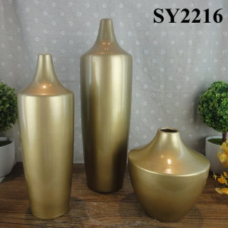New style tall and big ceramic vase