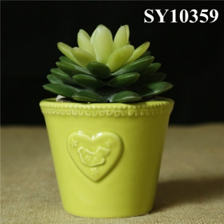 Hot sale beautiful decorative planter pot
