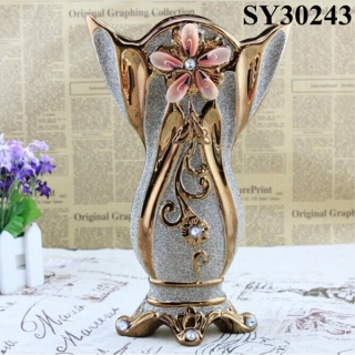 Beautiful decoration ceramic morden vases