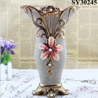 Hot selling for vase decoration flower arrangements decoration vase