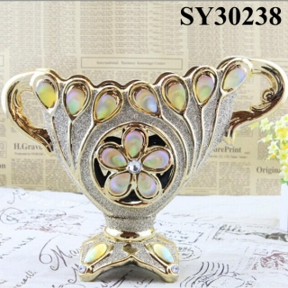 Hot sell artistic ceramic decoration vase