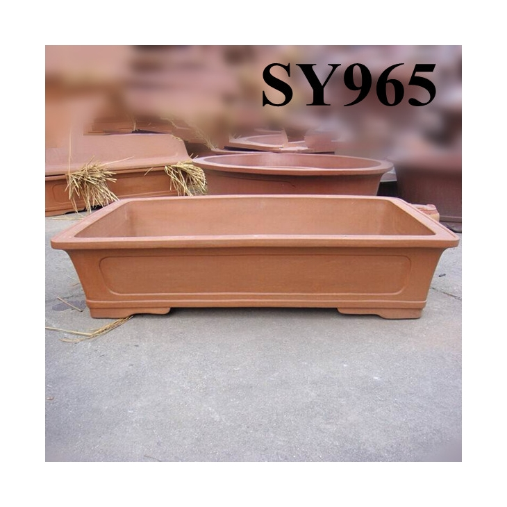 Rectangular Outdoor Cheap Wholesale Bonsai Pots Rectangular Outdoor Cheap Wholesale Bonsai Pots Sy965 It S Free Sygardener Com Garden Pot Home Decor